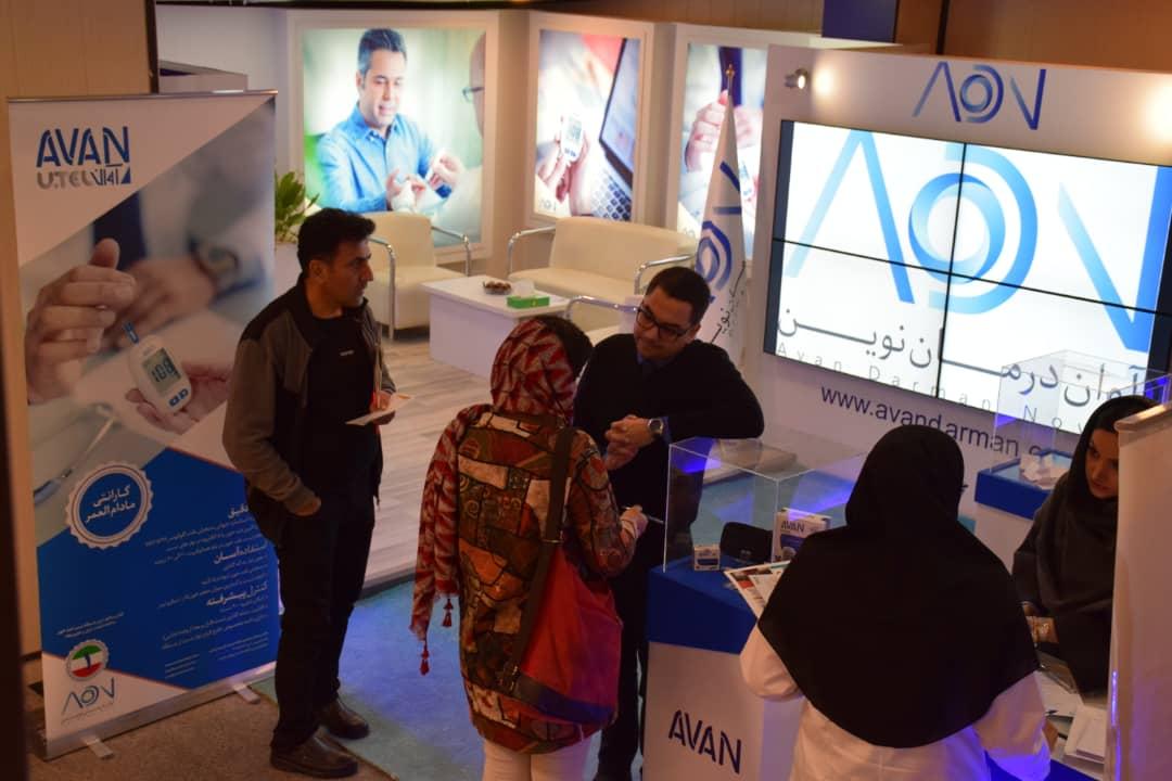 کنترل دیابت با دستگاه ایرانی تست قند خون